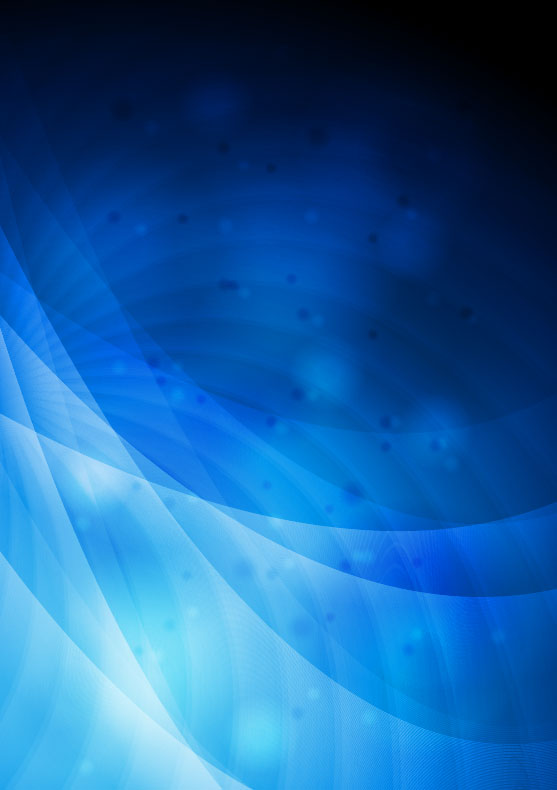 Abstract Blue Background Vector Set 05 Free Download