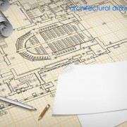 Link toArchitectural drawings design elements vector 04