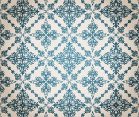 Seamless Decorative pattern vector 01