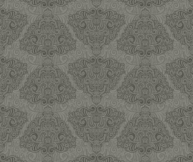 Seamless Decorative pattern vector 04