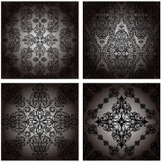 Link toSeamless decorative pattern vector 05