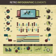 Link toBusiness scheme and infographics elements vector 02