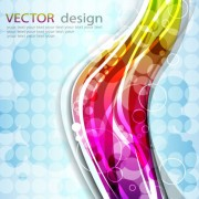 Link toVector background of abstract colorful art 01