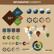 Link toYear infographics elements vector 02