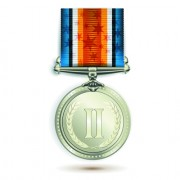 Link toDifferent award medal vector set 03