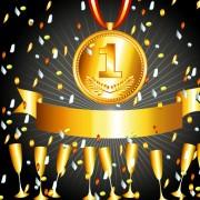 Link toDifferent award medal vector set 05