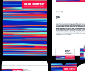 Cover of Corporate business Kit vector 01
