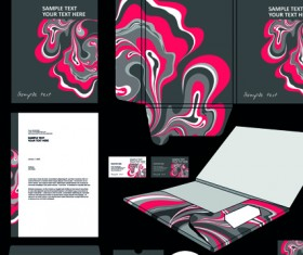 Cover of Corporate business Kit vector 04