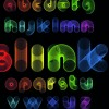 Elements of Different alphabet vector set 01