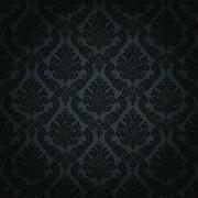 Link toLuxurious black damask patterns vector 01