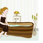 Link toElements of female massage vector 04