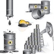 Link toOil industry design elements vector 02