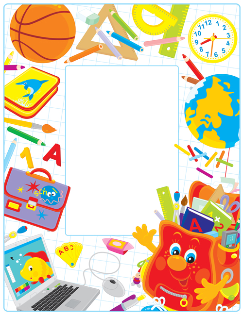 free school clipart backgrounds - photo #21