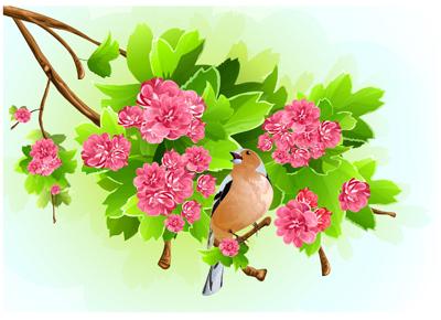Vivid open flowers vector 02 free download vivid open flowers vector 02 mightylinksfo