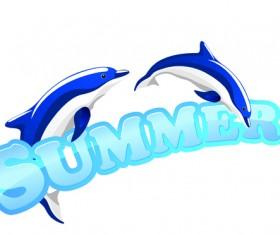 Summer Tourism illustration vector 04
