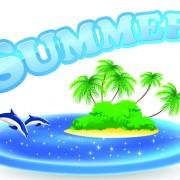 Link toSummer tourism illustration vector 05