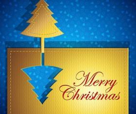 Merry Christmas design elements vector 05
