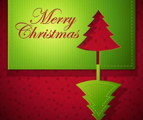 Merry Christmas design elements vector 01
