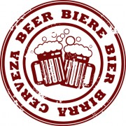 Link toDifferent beer elements covers for label and background 03