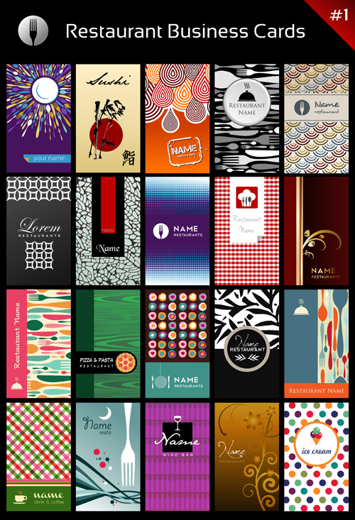 Various business cards template and background vector 02 vector various business cards template and background vector 02 reheart Images