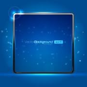 Link toOrnate coloured glass frames background vector 01