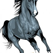 Link toDifferent running horses vector 01