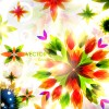 Beautiful Flowers elements background vector 03