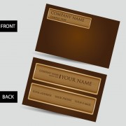 Link toCreative business cards design elements vector 04