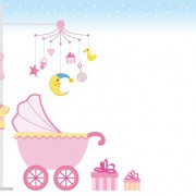 Link toCute baby design elements vector graphic set 04