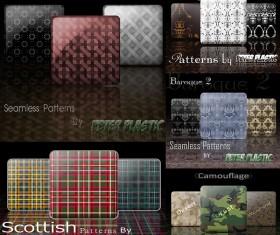 5 kind Fashion patterns