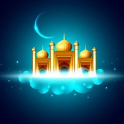 Link toMysterious islam building elements vector 04
