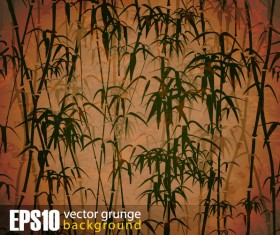 Vector grunge background with Retro elements 03
