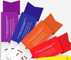 Creative of Original banners vector graphics 03