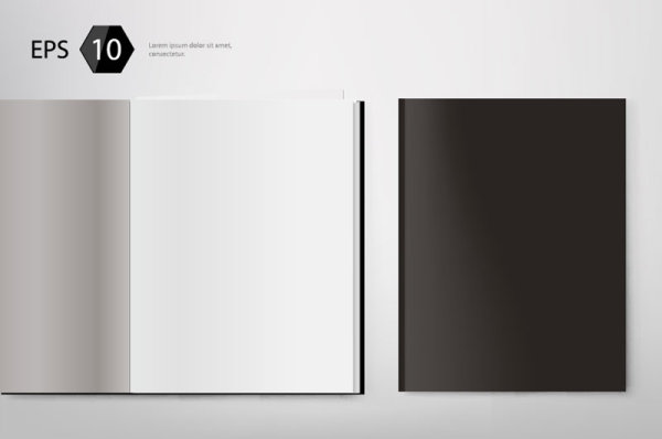 Set of album and magazine template blank page vector 06 free download set of album and magazine template blank page vector 06 maxwellsz