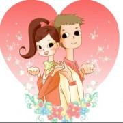 Link toElements of romantic cartoon lovers vector set 08
