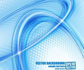 Shiny Swirls background concept vector 04
