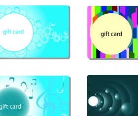 Different Business cards design vector graphics 01