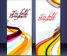 Business style flyer and cover brochure vector 03