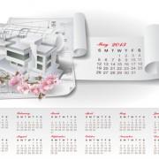 Link toSet of creative calendar 2013 design vector 11