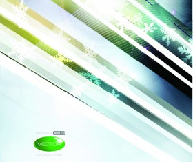 Shiny background with Colorful lines vector graphic 02