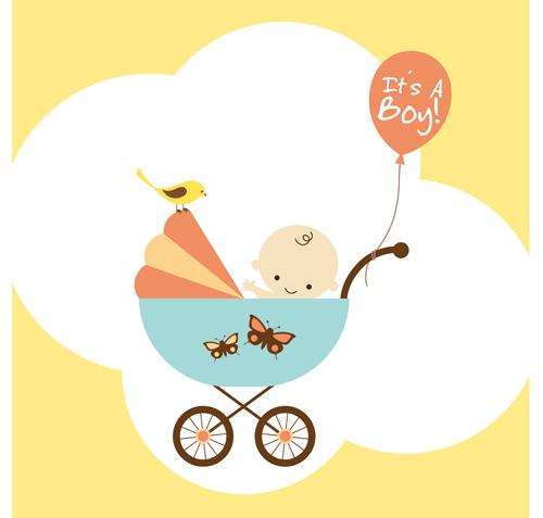 Cute baby theme background design vector set 01 over millions cute baby theme background design vector set 01 toneelgroepblik Images