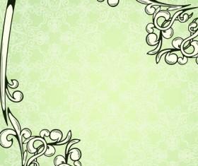 Set of Delicate frames design vector graphic 03