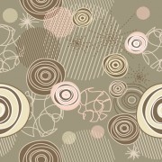 Link toElements of light floral vector background 01