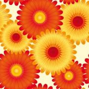 Link toDifferent cartoon flower mix design vector 04
