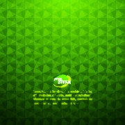 Link toAbstract background with green vector graphic 05
