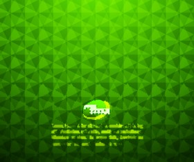 abstract background with Green vector graphic 05