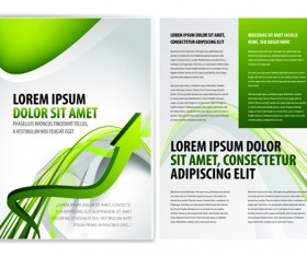 Original Business Brochure cover Vector 02