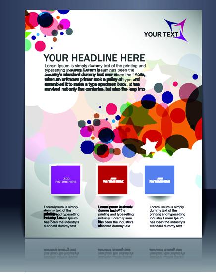 free magazine cover design templates .