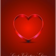 Link toElements romantic red valentine cards vector 01