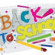 Link toDifferent school supplies vector graphic set 04